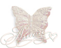 White Iridescent Silk Butterflies Wedding 1000